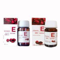 Vitamin E Zentiva 400 của Nga - Vitamin E đỏ chống lão hóa