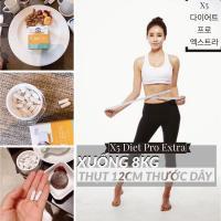 Giảm cân Genie x5 Diet Pro Extra 30 viên hiệu quả gấp 5