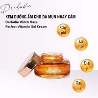 Gel dưỡng ẩm cho da mụn Derladie Perfect Vitamin Gel Cream