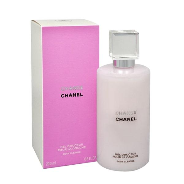 Sữa tắm nước hoa Chance Chanel Gel Douceur Body Cleanse 200ml