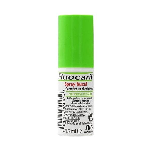 Xịt thơm miệng Fluocaril Spray Buccal 15ml chính hãng Pháp