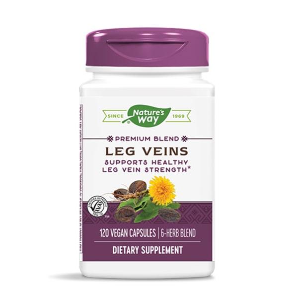 Viên uống Nature's Way Leg Veins giảm suy giãn tĩnh mạch