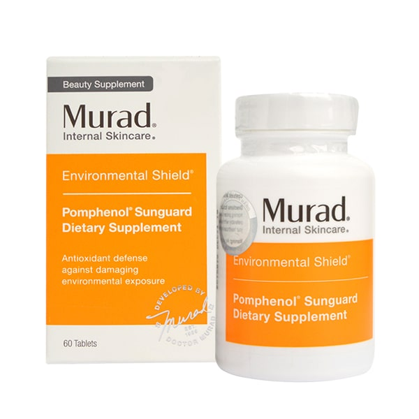 Viên uống chống nắng nội sinh Murad Pomphenol Sunguard