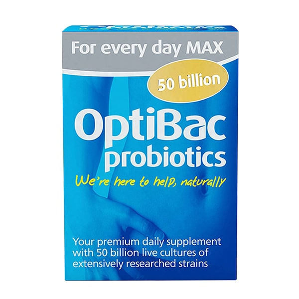 Men vi sinh Optibac Probiotics For Every Day 50 Billion