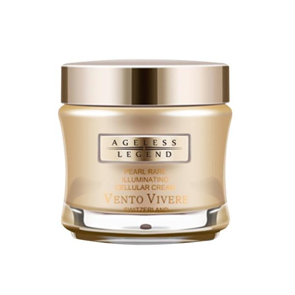 Kem dưỡng trắng trị nám ngọc trai Vento Vivere Pearl Rare