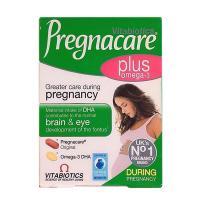 Vitamin bà bầu Pregnacare Plus Omega-3 hộp 56 viên của Anh