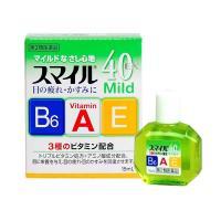 Nước nhỏ mắt Lion 40 Mild Nhật Bản chai 15ml
