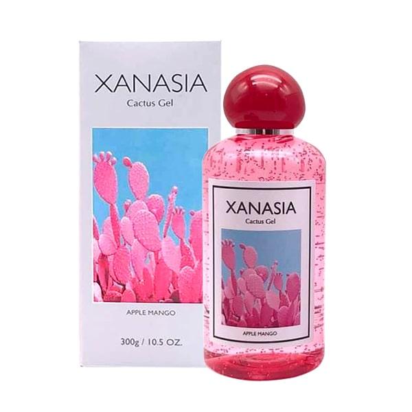 Gel dưỡng ẩm Xanasia Cactus Gel 300ml từ xương rồng đỏ