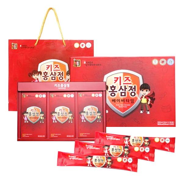 Nước hồng sâm Baby SangA Hàn Quốc 30 gói cho trẻ em