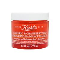 Mặt nạ nghệ Kiehl's Turmeric & Cranberry Seed Energizing 75ml