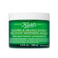 Mặt nạ ngủ Kiehl's Cilantro & Orange Extract Pollutant Defending Masque