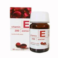 Vitamin E Zentiva 200 của Nga - Vitamin E đỏ chống lão hóa