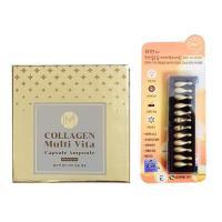 Viên Collagen tươi Ammud Multi Vita Ampoule Hàn Quốc