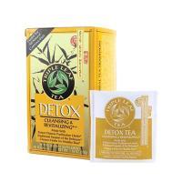 Trà thảo mộc thải độc Triple Leaf Detox của Mỹ 20 gói