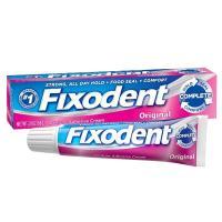 Keo dán hàm răng giả Fixodent Original 68g của Mỹ, giá tốt