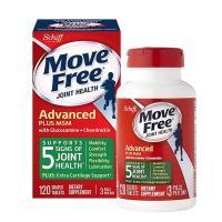 Viên uống bổ khớp Schiff Move Free Advanced Plus MSM mẫu mới