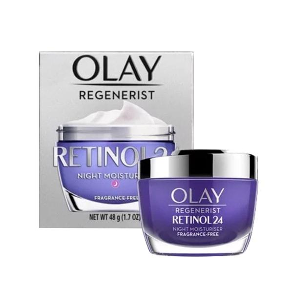 Kem dưỡng da Olay Regenerist Retinol 24 Night Moisturizer