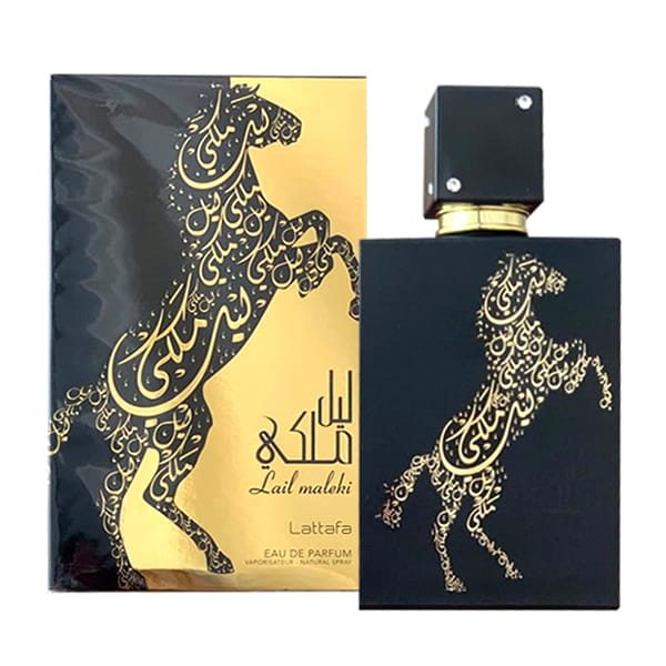 Nước hoa Dubai mẫu con ngựa Lattafa Lail Maleki chai 100ml