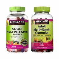 Kẹo dẻo bổ sung vitamin cho người lớn Kirkland Signature Adult