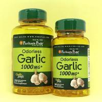 Viên Uống Tinh Dầu Tỏi Odorless Garlic 1000mg Puritan's Pride