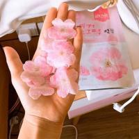 Mặt nạ hoa anh đào Genie Cherry Blossom Sticker Mask Pack