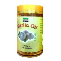 Tinh dầu tỏi Costar Garlic Oil 3000mg 200 viên của Úc