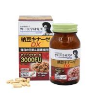 Viên uống DX Nattokinase 3000FU Nhật, chống tai biến đột quỵ