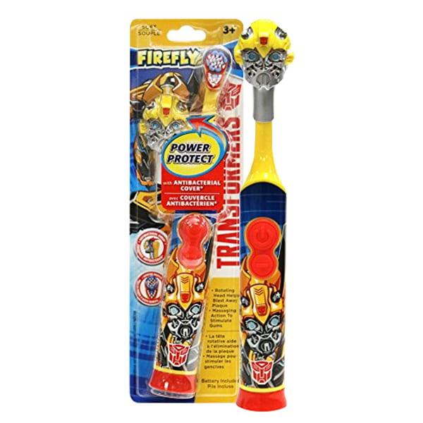 Bàn chải đánh răng bằng pin cho bé Firefly của Mỹ