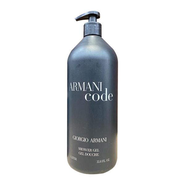 Sữa tắm nước hoa Armani Code Shower Gel 1 lít của Pháp