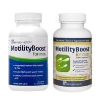 Viên uống tăng lượng tinh trùng MotilityBoost for Men của Mỹ