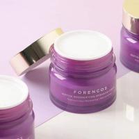 Kem dưỡng da ban đêm Forencos Peptide màu tím Hàn Quốc
