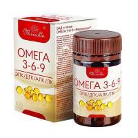 Omega 3 6 9 Mirrolla của Nga 100 viên - Omega 369 Nga