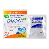 Thuốc trị cảm ColdCalm Boiron cho trẻ từ 6 tháng tuổi