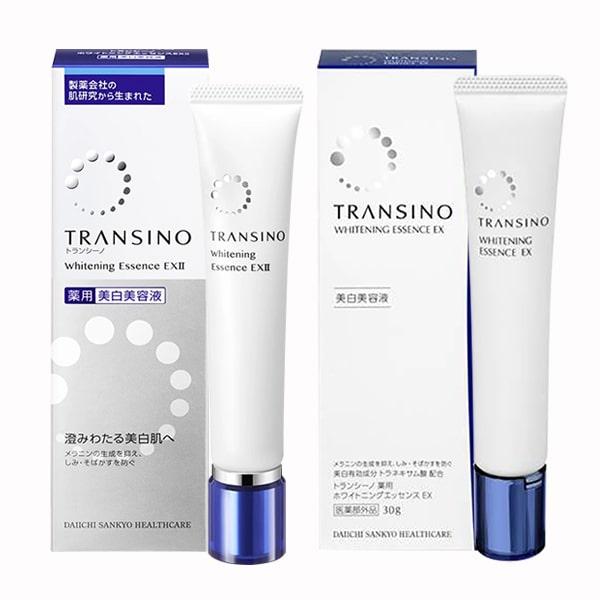 Kem Trị Nám Da Transino Whitening Essence Của Nhật Bản