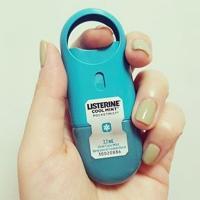 Chai nước xịt thơm miệng Listerine Pocketmist của Mỹ