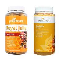 Sữa Ong Chúa Royal Jelly Goodhealth 365 Viên Của Ú...