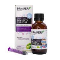 Siro tăng đề kháng Brauer Immunity Support 100ml của Úc