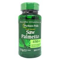 Viên uống Saw Palmetto 450mg Puritan's Pride 100 viên Mỹ