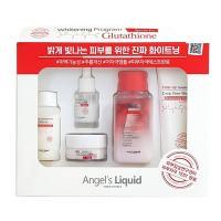 Set 5 dưỡng trắng da Glutathione 7 Days Angel's Liquid