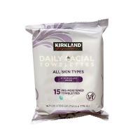 Khăn giấy ướt tẩy trang Kirkland Daily Facial Towelettes Mỹ