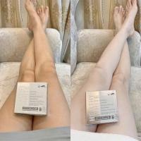 Viên sủi trắng da Efferglow Healthy White Hàn Quốc 3 lọ x 10 viên