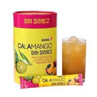 Nước ép xoài Sanga Calamango 30 gói - Detox, giảm cân lành mạnh