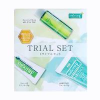 Set trị thâm SmoothE Trial Set 3 món - nội địa Nhật Bản 15g