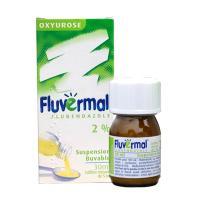 Thuốc tẩy giun Pháp Fluvermal 30ml dạng siro cho bé trên 2 tuổi