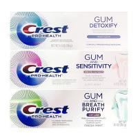 Kem đánh răng Crest Pro-Health Gum Detoxify 116g của Mỹ