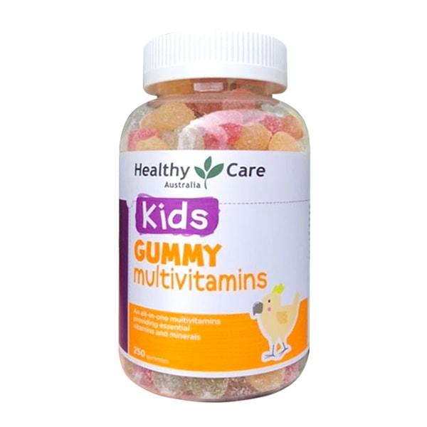 Kẹo dẻo vitamin cho bé Healthy Care Kids Gummy Multivitamins