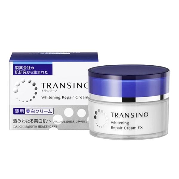 Kem Dưỡng Ban Đêm Trị Nám Transino Whitening Repair Cream EX