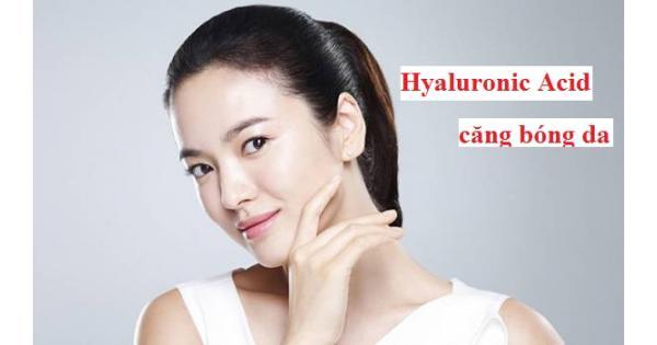Hyaluronic acid có tác dụng gì với da? Ai cũng nên biết