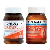 Viên uống Blackmores Total Calcium & Magnesium + D...