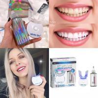 Bộ làm trắng răng White Glo Accelerator Blue Light của Úc